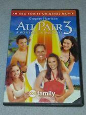 Au Pair 3: Adventure in Paradise (DVD, 2009) *RARE opp