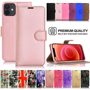 Case For iPhone 12 11 PRO XS MAX XR X 8 7 6 Luxury Leather Flip Wallet Cover