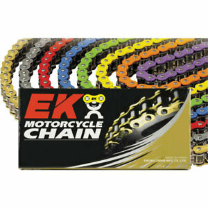 EK Chains 520 ZVX3 Series ZX-Ring Chain (Gold) 150 Links
