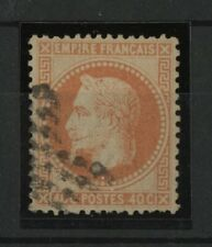 FRANCE 1863-1870 Yvert/Maury 31 Used FVF CV€12.00 Promo