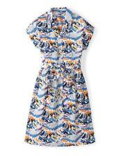 NEW BODEN Seatown Shirt Dress Size US 8 *