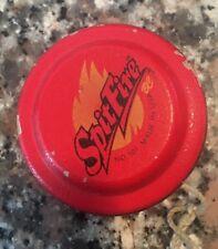 Spitfire Wooden Wood Yo-Yo Made in USA Red Black Wood VTG 1980s Nice Yoyo VTG A+