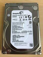 "Seagate Enterprise Capacity ST6000NM0034 6TB 7.2K RPM SAS-12Gb/s 128MB 3.5"" HDD"