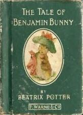 Tale Of Benjamin Bunny, The (book 4) By Beatrix Potter