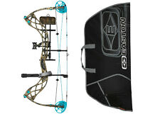 New 2020 Diamond Bowtech Carbon Knockout Bow Package Mossy Oak Country Rh 50#