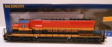 Bachman HO EMD SD40-2 Diesel Kansas City Southern Locomotive