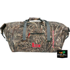 New Banded Arc Welded Gear Bag Realtree Max-5 Camo Waterproof Blind Storage