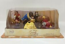 Disney Beauty And The Beast Figurine Playset