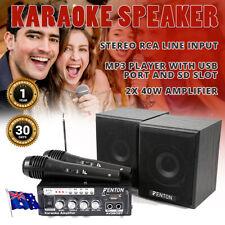 Fenton AV380BT Home Karaoke Speaker Set
