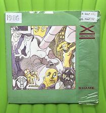 Twelfth Night - Shame - Virgin-CB 424 Prog Rock From 1986 *3 for1 postage*