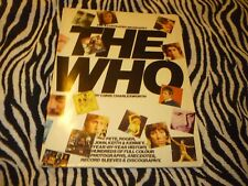 The Who Illustrated Biography Vintage Book - Good Condition!