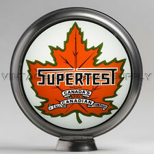 "Supertest 13.5"" Gas Pump Globe w/ Steel Body (G191)"