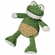 Mary Meyer Wuzzie Frog Soft Plush Stuffed Animal Eco-Friendly 11 inches