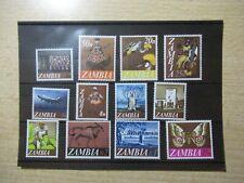 S192/4117  SAMBIA ZAMBIA 39-50 xx