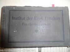 19444 Mappe 27x  AK Freudenhain Passau Institut der englischen Fräulein um 1920