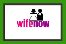 WIFE NOW .COM For Sale! PREMIUM DOMAIN NAME! Aged 2005! BRANDABLE DATING SITE