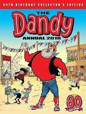 The Dandy Annual 2018 by Parragon Books Ltd (Hardback, 2017)
