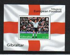 Gibraltar 2004 European Soccer ss--Attractive Sports Topical (975) MNH