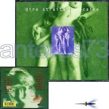 "DIRE STRAITS ""COCAINE"" RARE DOUBLE CD MADE IN ITALY"