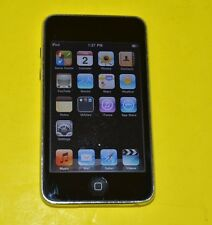 Read! Apple iPod touch 2nd Generation Mb528Ll - Black (8Gb) - As-Is!