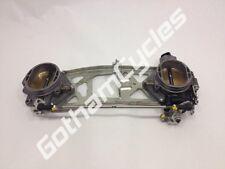 Ducati 1198 1198S Engine Motor Throttle Body Bodies Intake Intakes w/ TPS Sensor