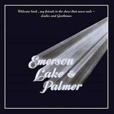 Emerson Lake & Palmer-welcome back my friends to theshow that never 2 CD NUOVO