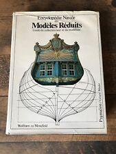 Encyclopedie Navale Des Modeles Reduits Book PygmalionWolfram zu Mondfeld 1979