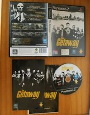 JUEGO PS2 THE GETAWAY, PLAYSTATION 2 PAL ESPAÑA COMPLETO CON MAPA Y MANUAL