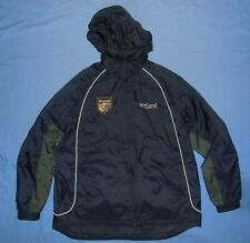 Retro Irish Heritage Collection - MENS zip-up hooded Storm Top / Jacket. Size: M