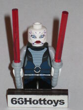 LEGO STAR WARS 7957 Asajj Ventress Minifigure New