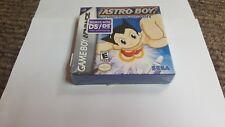 Astro Boy: Omega Factor (Nintendo Game Boy Advance, 2004)