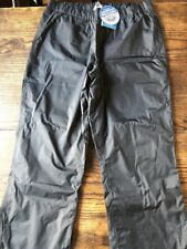 Columbia Womens Waterproof Storm Surge Pant Casual Black XL extra large NWT