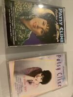 Patsy Cline Walkin' After Midnight 25 Tracks inc Dear God + Cassette Tape TESTED