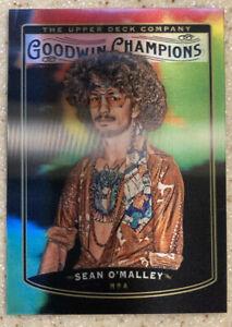 "Sean O'Malley 2019 ""Rookie"" Card!!! 3D-LENTICULAR 💎SOC"
