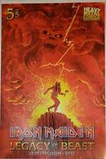Iron Maiden Legacy of the Beast #5 C Cover VF/NM Comics Book