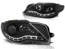 HEADLIGHTS RHT LPVWJ5 VW PASSAT CC DAYLIGHT BLACK