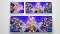 Sword Art online Alice Schuberg Kirito Mouse Maus Gaming und Office Pad Mousepad