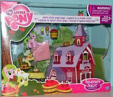 My Little Pony Sweet Apple Barn Playset