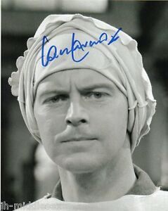 Ian Lavender Autograph - Dads Army - Signed 10x8 Photo - Handsigned - AFTAL