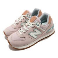 New Balance 574 Beach Cruiser Pink Turq Grey Gum Women Casual Shoes WL574BCN B