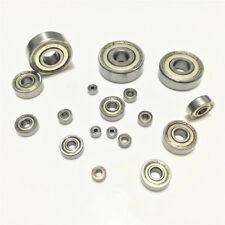 2-10pcs 603ZZ 604ZZ 605ZZ 606ZZ 607ZZ 608ZZ 609ZZ ZZ 2Z Deep Groove Ball Bearing