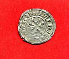 (MD 09) PHILIPPE IV LE BEL DOUBLE TOURNOIS 1ère EMISSION 1295-1303 (SUP)