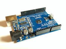 UNO R3 Arduino kompatibel | ATmega328P-AU | 16MHz | USB