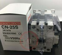 1PC NEW FOR TAIAN Contactor CN-25S AC110V AC220 AC380
