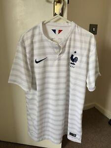 France Away Shirt 2014 World Cup Medium