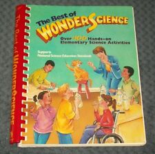Best of Wonderscience Vol 1 Over 400 Hands-On Elementary Science Activities NEW