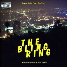 THE BLING RING: SOUNDTRACK – 17 TRACK CD, PHOENIX, DEADMAU5, KANYE WEST