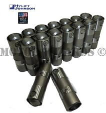HYLIFT Hydraulic Roller Lifters Set/16 for Chevy 350 5.7 LT1 LT4 L98 L31 US-Made