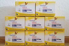 Freestyle Libre 2 Sensoren  8x MHD 08/07/22 Original NEU & OVP