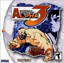 Street Fighter Alpha 3 (Sega Dreamcast, 2000)